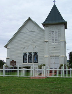 White Chapel Cemetery