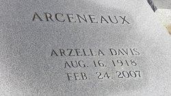 Arzella <i>Davis</i> Arceneaux
