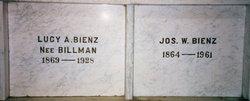 Lucy Anise <i>Billman</i> Bienz