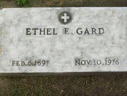 Ethel E <i>Buskirk</i> Gard