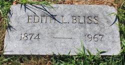 Edith Mitchell <i>Little</i> Bliss