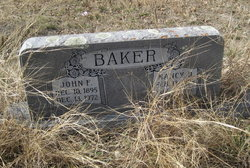 John Francis Baker