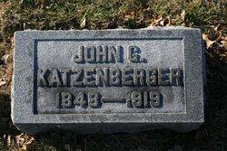 John G. Katzenberger