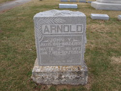 Amantha Jane Mattie <i>Foster</i> Arnold