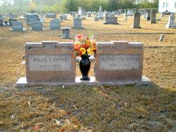 Willie <i>Smitherman</i> Payne