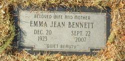 Emma Jean Bennett
