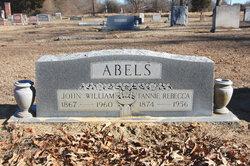 John William Abels, Sr
