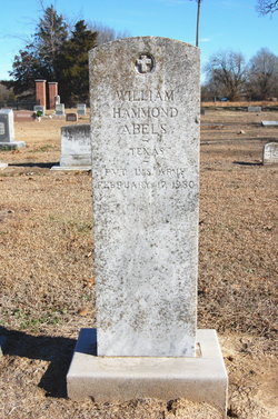 William Hammond Abels