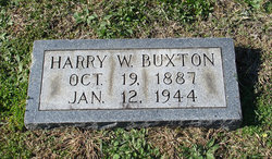 Harry William Buxton