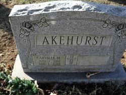 Carville M. Akehurst