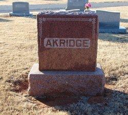 James Robert Jimmy Akridge