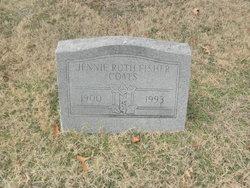 Jennie Ruth <i>Fisher</i> Coats