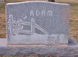 Irma M. Adam