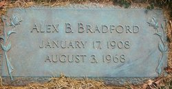 Alex B Bradford