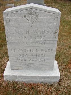 William H Wade
