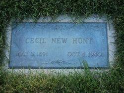Cecil New Hunt