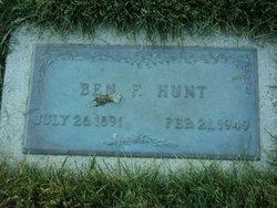 Ben F. Hunt