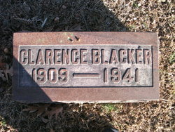 Clarence Blacker