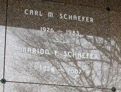 Carl M. Schaefer