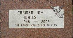 Carmen Joy Walls