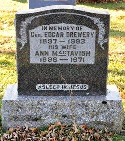 Ann <i>McTavish</i> Drewery