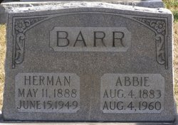 Abbie Barr