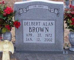 Delbert Alan Brown