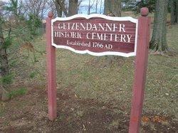 Getzendanner Family Cemetery