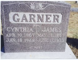 Cynthia Jane <i>Lewis</i> Garner