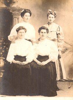 Mary Jane Barbara <i>Burnett</i> Stone