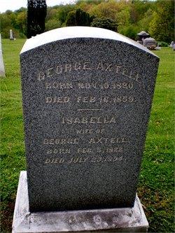 Isabell(a) <i>McCracken</i> Axtell