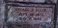 George B Allen