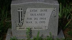 Lyda Jane <i>Sanders</i> Dulaney