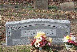 Ellis Franklin Milo Pickering