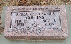 Rhoda Mae <i>Hawkins,</i> Collins