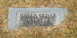 Idella Della <i>Oliver</i> Drewett
