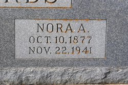 Nora <i>Saunders</i> Edwards