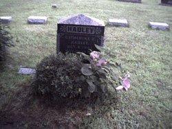 Harriet Catherine <i>Ultz</i> Hadley