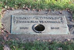 Esther May <i>Cathcart</i> Woodbridge