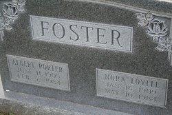 Albert Porter Foster