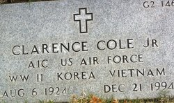 Clarence Cole, Jr