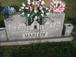 Walter James Marlow