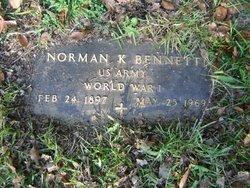 Norman K Bennett