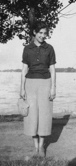 Margaret Lois <i>Armentrout</i> Cagnon