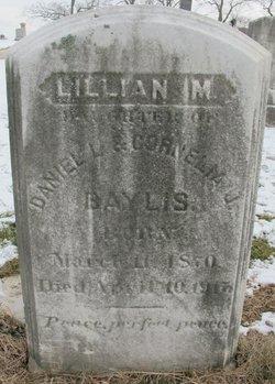 Lillian M. Baylis