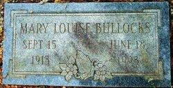 Mary Louise <i>Carroll</i> Bullocks