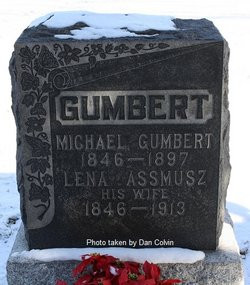Lena <i>Asmus</i> Gumbert
