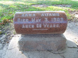 Sarah Ann <i>Reed</i> Adams
