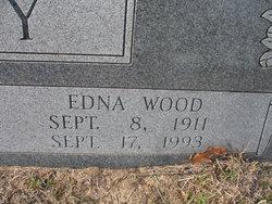 Edna <i>Wood</i> Gandy