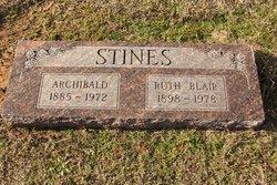Ruth <i>Blair</i> Stines